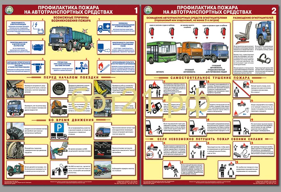 охрана инструкция по спецтранспорты
