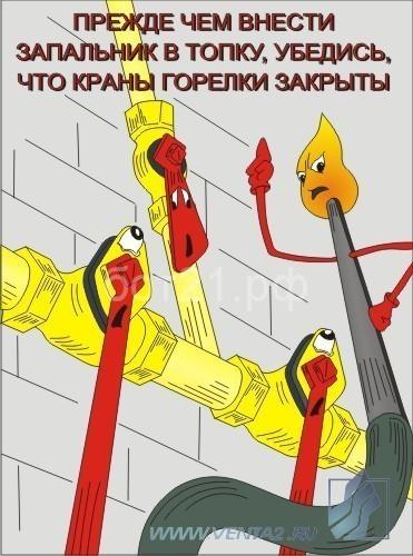 газовая котельная безопасность