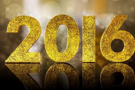 Поздравляем всех с наступившим Новым 2016 годом!