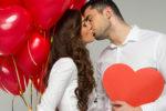 C праздником, с днем святого Валентина!