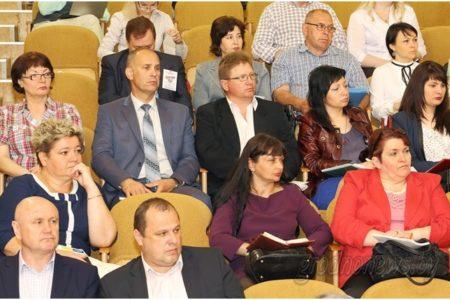 Директор компании на Белорусско-российской конференции по охране труда в г. Гродно